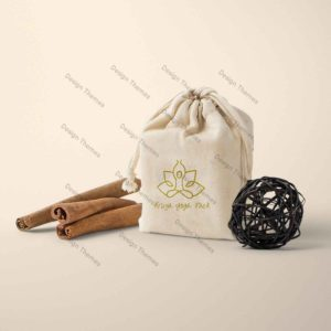 cloth crafted bag